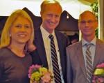 Shannon Warner, Jack Evans and Gunther Stern